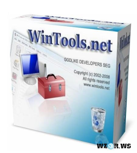 WinTools.net Professional v11.7.1 (2011/ML). WinTools.net - набор инструме