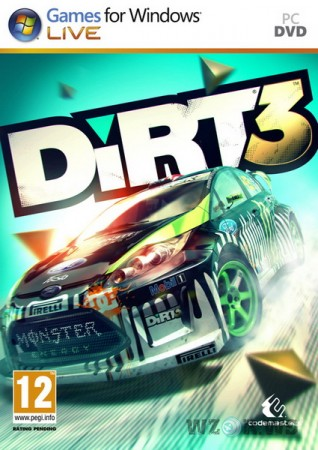 Colin McRae: DiRT 3 Complete Edition (2015) RUS/ENG [Repack]