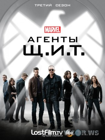 Агенты Щ.И.Т. / Marvel's Agents of S.H.I.E.L.D. / 3 сезон (2015) WEB-DLRip