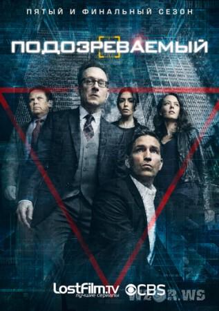 Подозреваемый / Person of Interest / 5 сезон (2016) WEB-DLRip