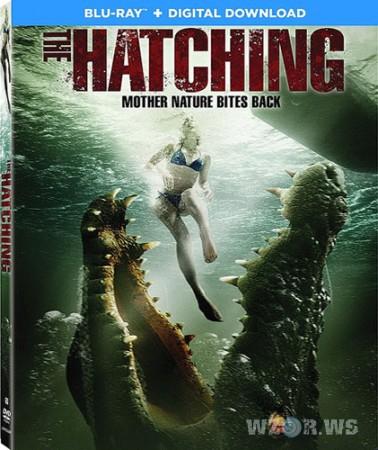 Выводок / The Hatching (2017) HDRip | BDRip 720p