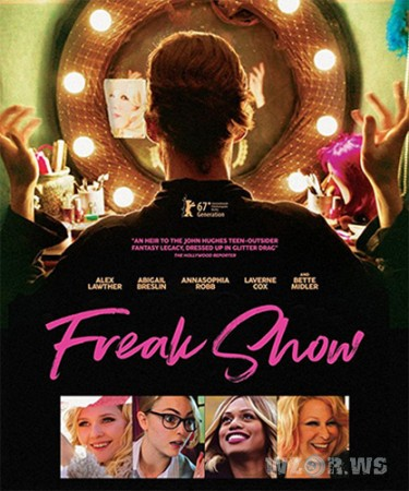 Цирк уродов / Freak Show (2017) WEB-DLRip | WEB-DL 720p