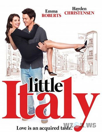 Маленькая Италия / Little Italy (2018) WEB-DLRip | WEB-DL 720p