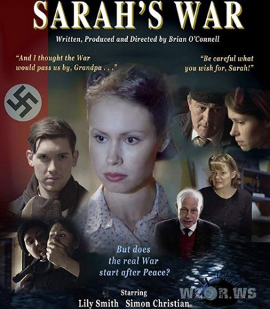 Война Сары / Sarah's War (2018) WEB-DLRip