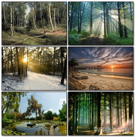 Nature Wallpapers Mix 34