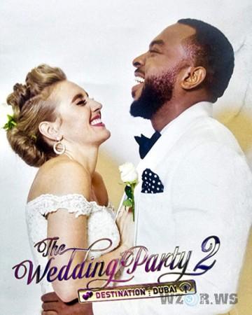 Свадебная вечеринка 2: Отрыв в Дубае / The Wedding Party 2: Destination Dubai (2017) WEB-DLRip