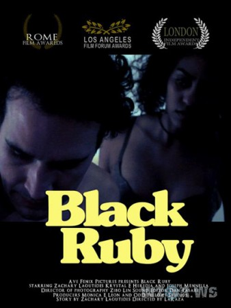 Чёрный рубин / Black Ruby (2017/WEB-DLRip/WEB-DL 720p)