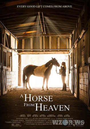 Небесный конь / A Horse from Heaven (2018) WEB-DLRip | WEB-DL 720p
