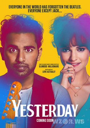 Вчера / Yesterday (2019) TS | TS 720p
