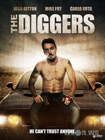 Копатели / The Diggers (2019) WEB-DLRip | WEB-DL 720p